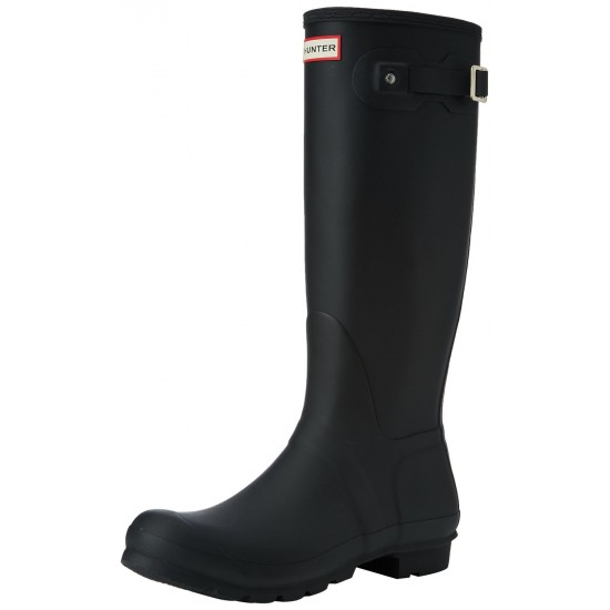Hunter Women Original Tall WFT1000RMA Negro