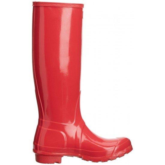 Hunter Original Tall Gloss WFT1000RGL Rojo