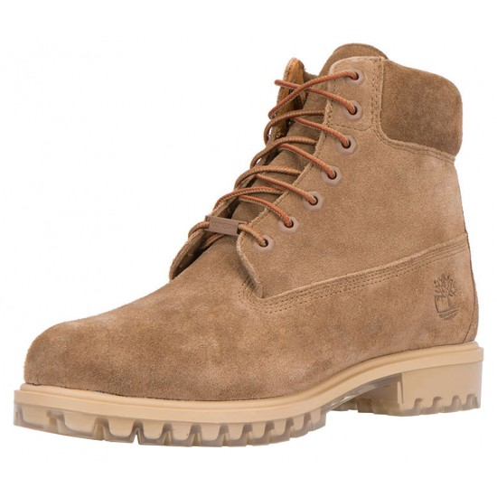 Timberland A19SX Icon 6-inch Premium Boot Sepia Selk Suede