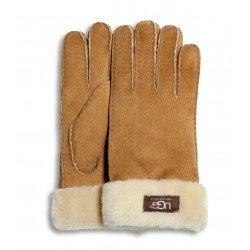 UGG - TURN CUFF GLOVE 17369 Chestnut