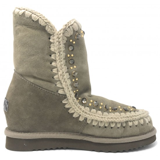 MOU Inner Wedge with Studs and Crystals COR