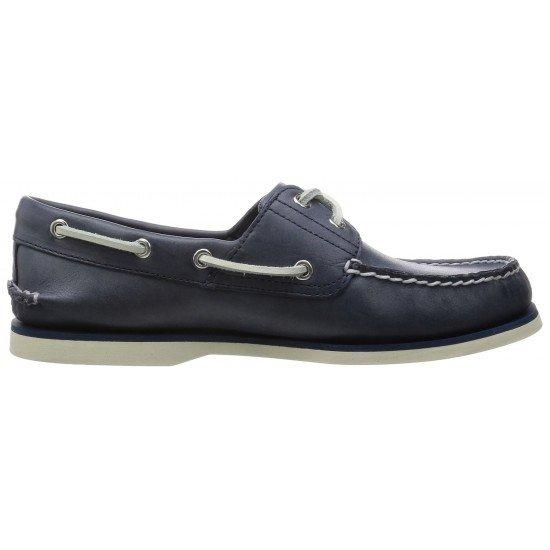 Timberland Classic 2-Eye Boat Shoe Azul CA13OM
