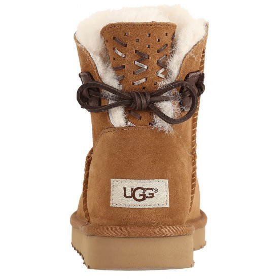 UGG - W Adoria Tehuano 1016665 - CHE (Camel)