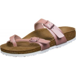 Birkenstock Mayari Icy Metallic Old Rose 1016009