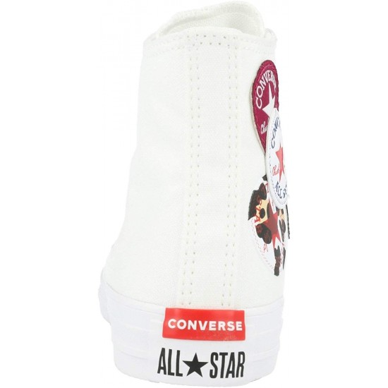 Converse Chuck Taylor All Star Hi Logo 166735C 102