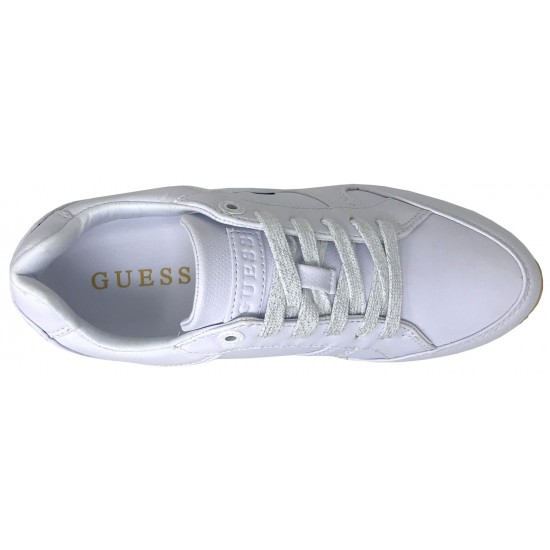 Guess FL5DEAELE12 SS20 White