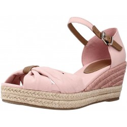 Tommy Hilfiger Basic Open Toe Mid Wedge FW0FW04785 TQS