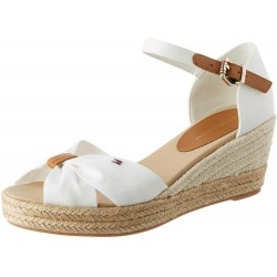 Tommy Hilfiger Basic Open Toe Mid Wedge FW0FW04785 YBI