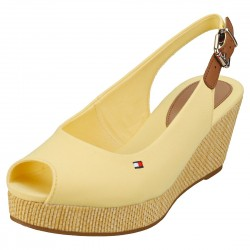 Tommy Hilfiger Iconic Elba Sling Back Wedge FW0FW04788 ZFF
